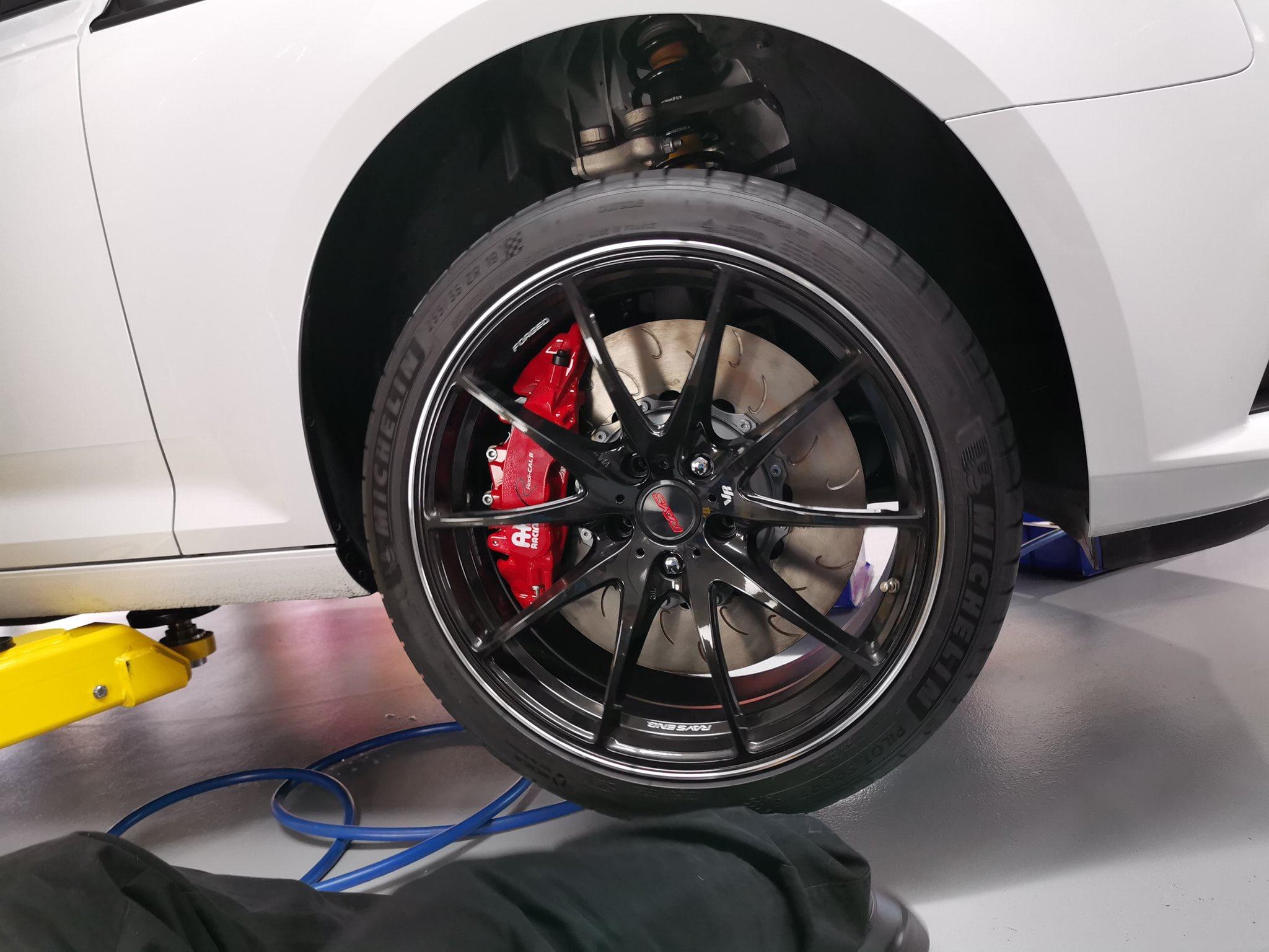 AP Racing Big Brake Kit for BMW | BMW SG - Singapore BMW