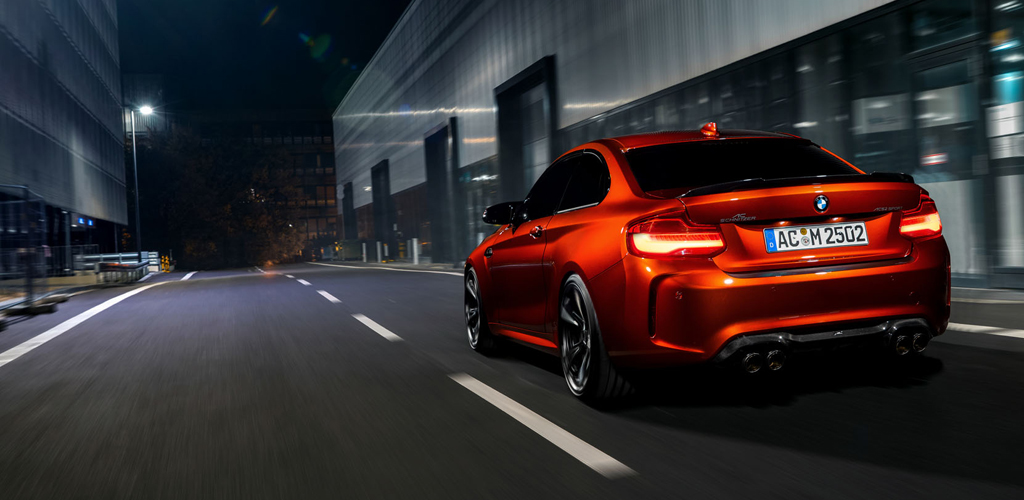 The AC Schnitzer BMW M2 Competition Program Launches - BMW