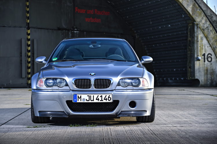 Video Bmw M3 E46 Cs Competition Pov Test Drive Bmw Sg Bmw